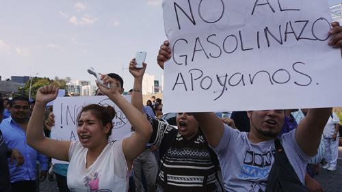 Gasolinazo: Lecciones para América Latina