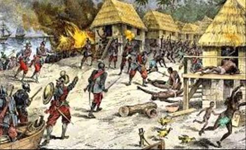 Cómo el genocidio indígena contribuyó al cambio climático