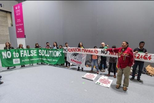 COP 25: la vieja desesperanza